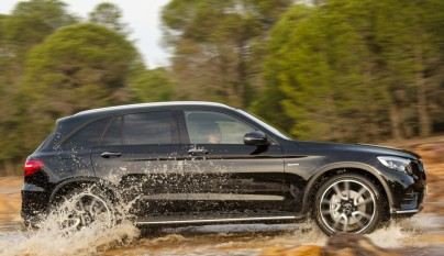 Mercedes-AMG GLC 43 2016 11