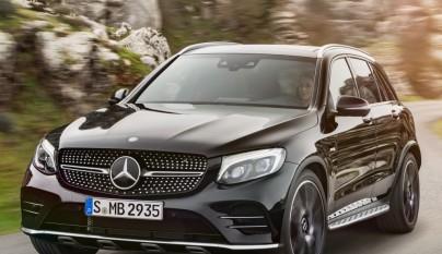 Mercedes-AMG GLC 43 2016 20