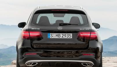 Mercedes-AMG GLC 43 2016 3