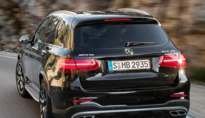 Mercedes-AMG GLC 43 2016 5