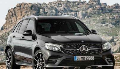 Mercedes-AMG GLC 43 2016 6