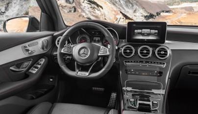 Mercedes-AMG GLC 43 2016 7