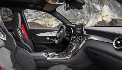 Mercedes-AMG GLC 43 2016 8