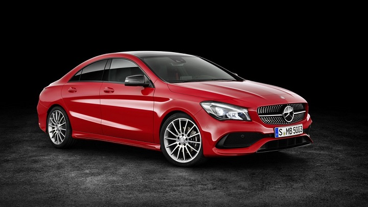 Mercedes-Benz CLA 2016 1