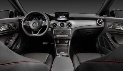 Mercedes-Benz CLA 2016 6