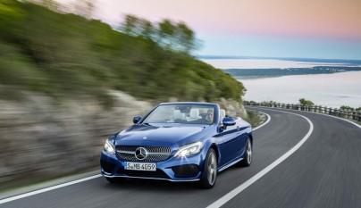 Mercedes-Benz Clase C Cabrio 12