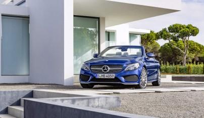 Mercedes-Benz Clase C Cabrio 13