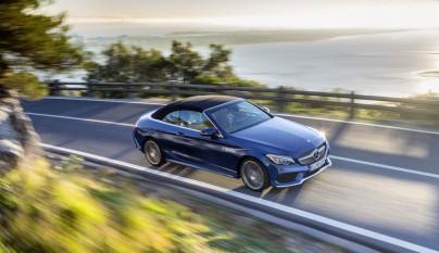 Mercedes-Benz Clase C Cabrio 2