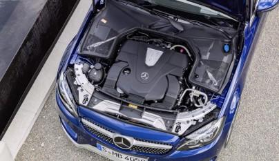 Mercedes-Benz Clase C Cabrio 21