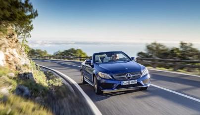 Mercedes-Benz Clase C Cabrio 3