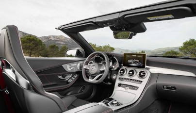 Mercedes-Benz Clase C Cabrio 35