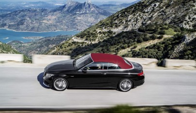 Mercedes-Benz Clase C Cabrio 36