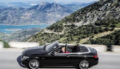 Mercedes-Benz Clase C Cabrio 37