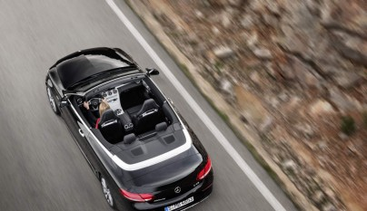 Mercedes-Benz Clase C Cabrio 40