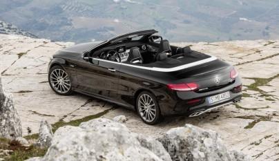 Mercedes-Benz Clase C Cabrio 43