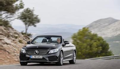 Mercedes-Benz Clase C Cabrio 45