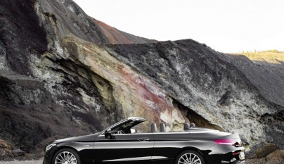 Mercedes-Benz Clase C Cabrio 48