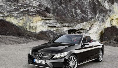 Mercedes-Benz Clase C Cabrio 52