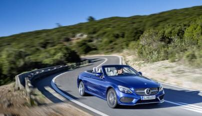 Mercedes-Benz Clase C Cabrio 6