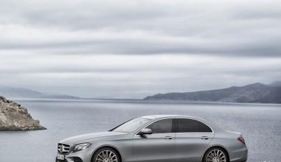 Mercedes-Benz Clase E lateral 4