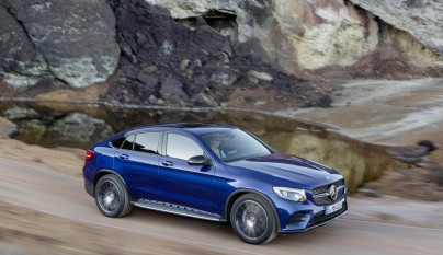 Mercedes-Benz GLC Coupe 10