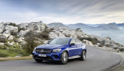 Mercedes-Benz GLC Coupe 11