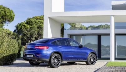 Mercedes-Benz GLC Coupe 19