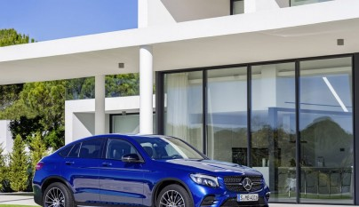 Mercedes-Benz GLC Coupe 20