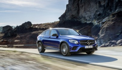 Mercedes-Benz GLC Coupe 7