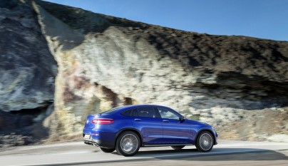 Mercedes-Benz GLC Coupe 8