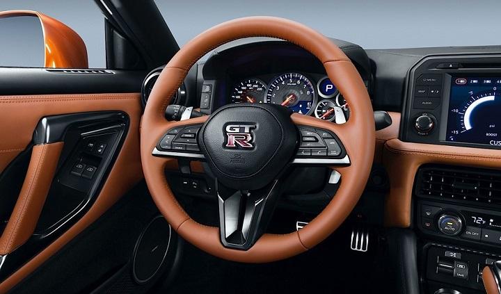 Nissan GT-R 2017 32