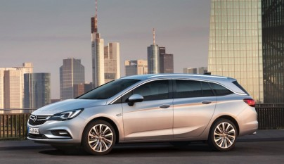Opel Astra Sports Tourer 1
