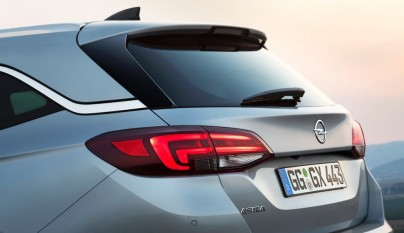 Opel Astra Sports Tourer 11