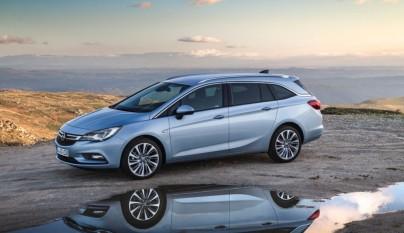 Opel Astra Sports Tourer 13