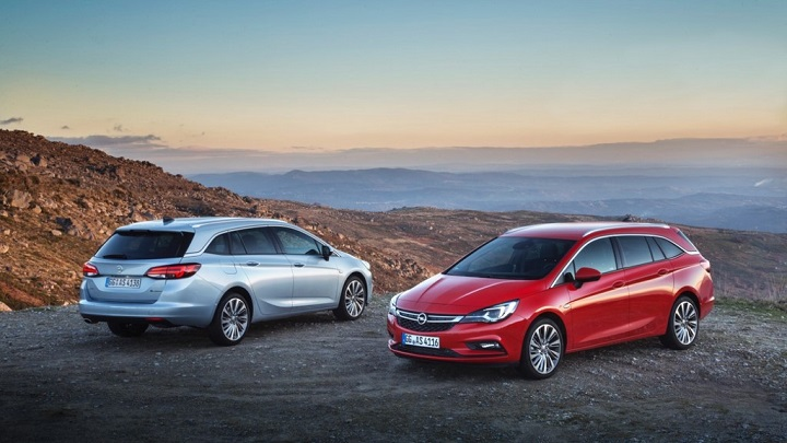 Opel Astra Sports Tourer 16