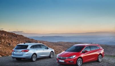 Opel Astra Sports Tourer 16
