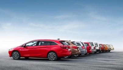 Opel Astra Sports Tourer 26