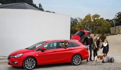 Opel Astra Sports Tourer 28