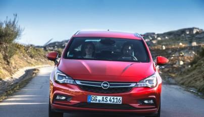 Opel Astra Sports Tourer 32