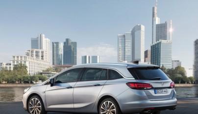 Opel Astra Sports Tourer 4