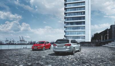 Opel Astra Sports Tourer 7