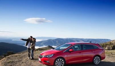 Opel Astra Sports Tourer 8