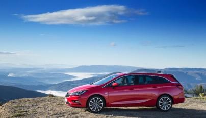 Opel Astra Sports Tourer 9