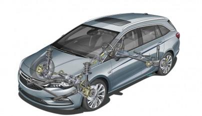 Opel Astra Sports Tourer mecanica
