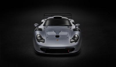 Porsche 911 GT1 Evolution 12