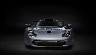Porsche 911 GT1 Evolution 18