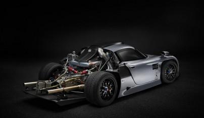 Porsche 911 GT1 Evolution 19