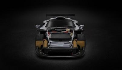 Porsche 911 GT1 Evolution 22