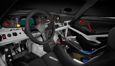 Porsche 911 GT1 Evolution 4