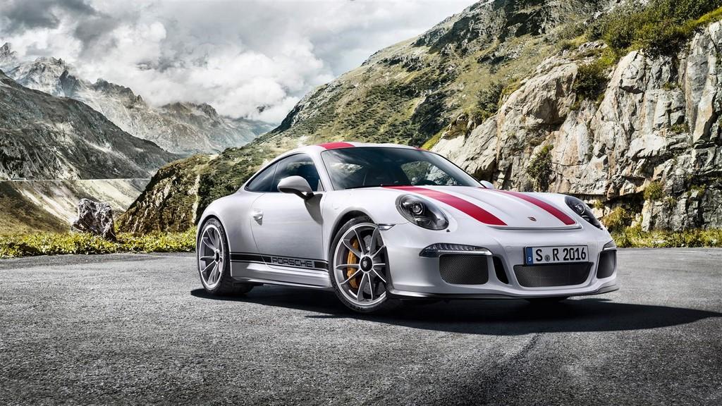 Porsche 911 R 19